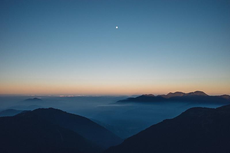 合歡山主峰|Ricoh GR3 GRIII