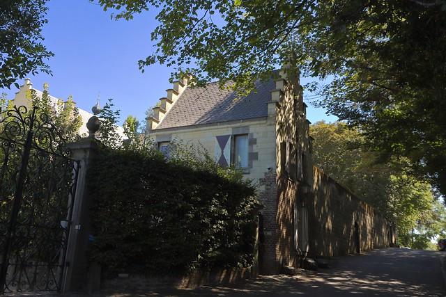 Huis de Torentjes (achterzijde) / Maastricht