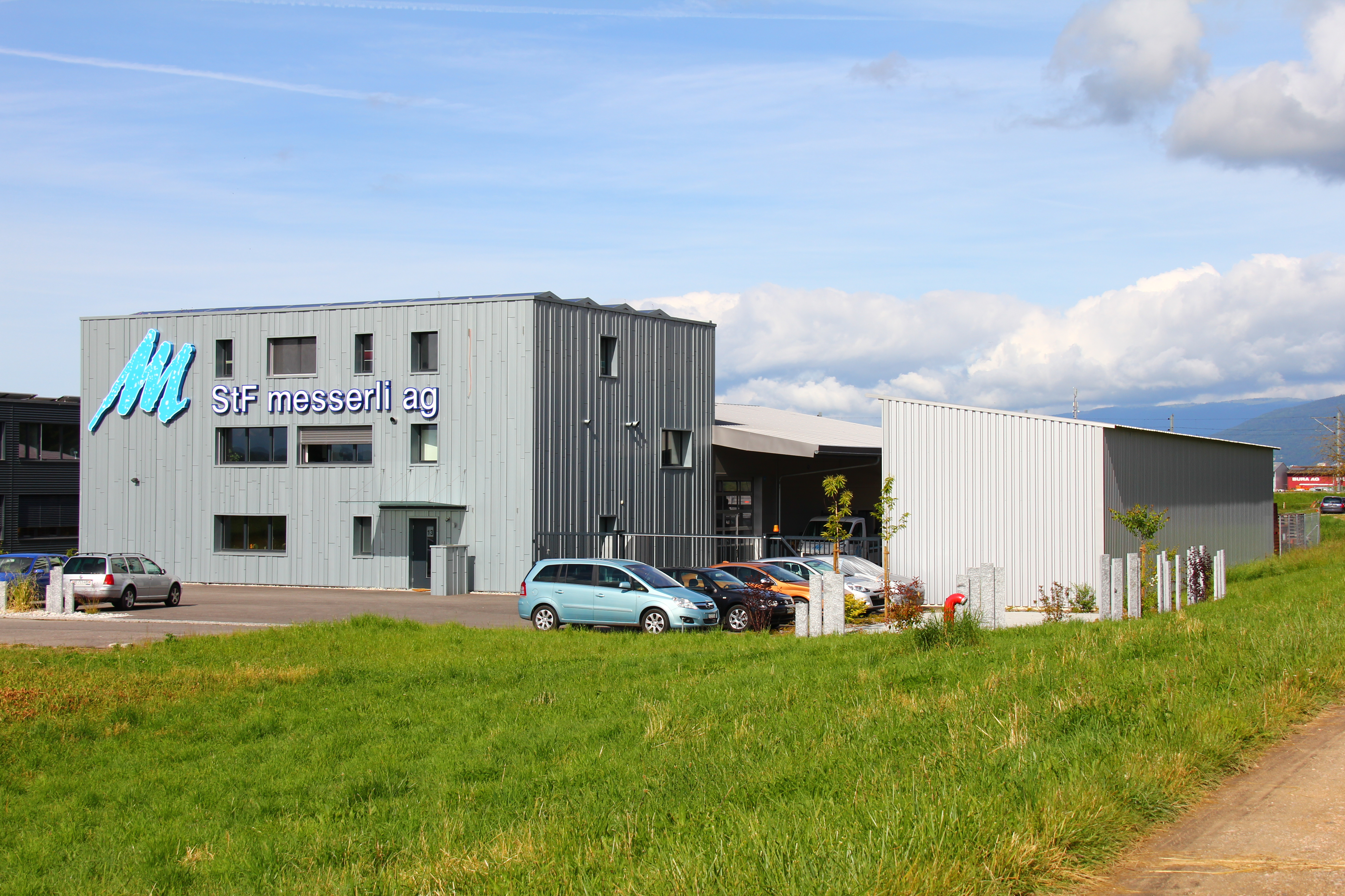 2015 Ins Rämismatte Firmengebäude