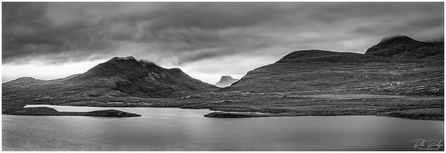 View Across Lochan An Ais
