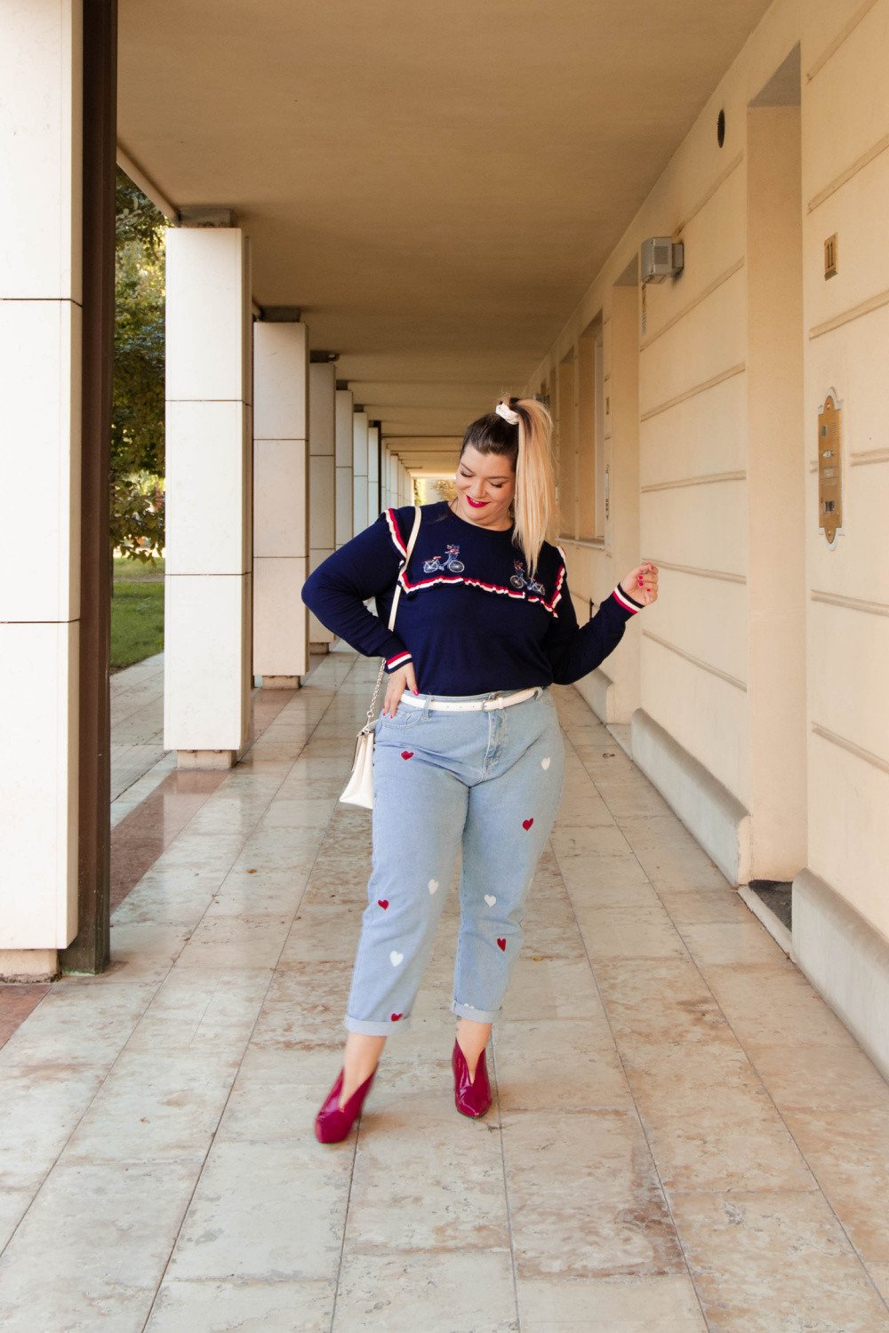outfit casual curvy plus size (10)