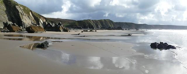 Raggle Rocks - Pembrokeshire- 290920  (7)