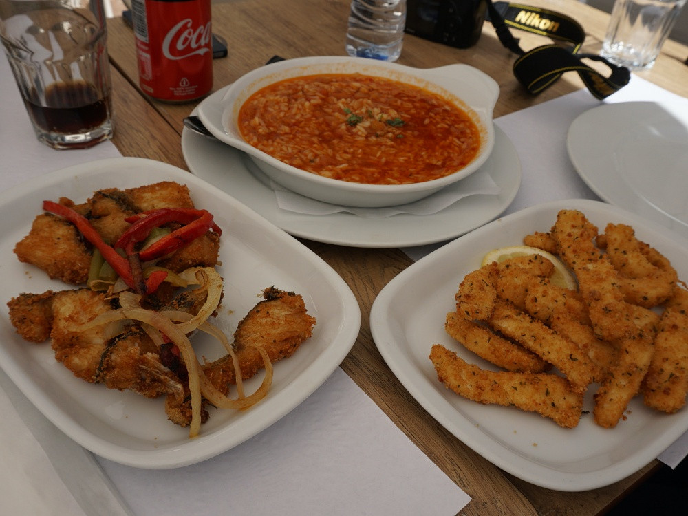 Aveiro food