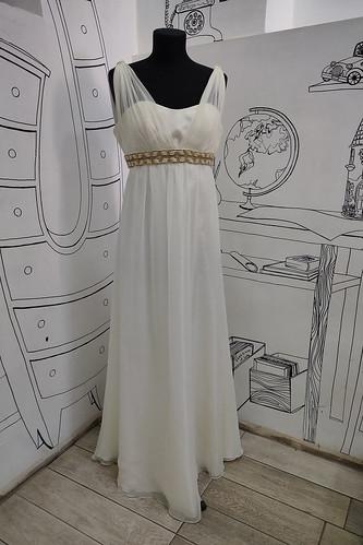Женский карнавальный костюм Платье белое греческое