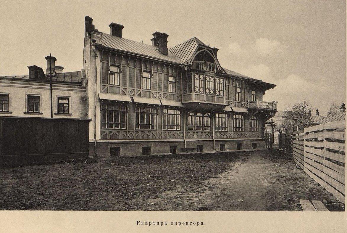 06а. Квартира директора