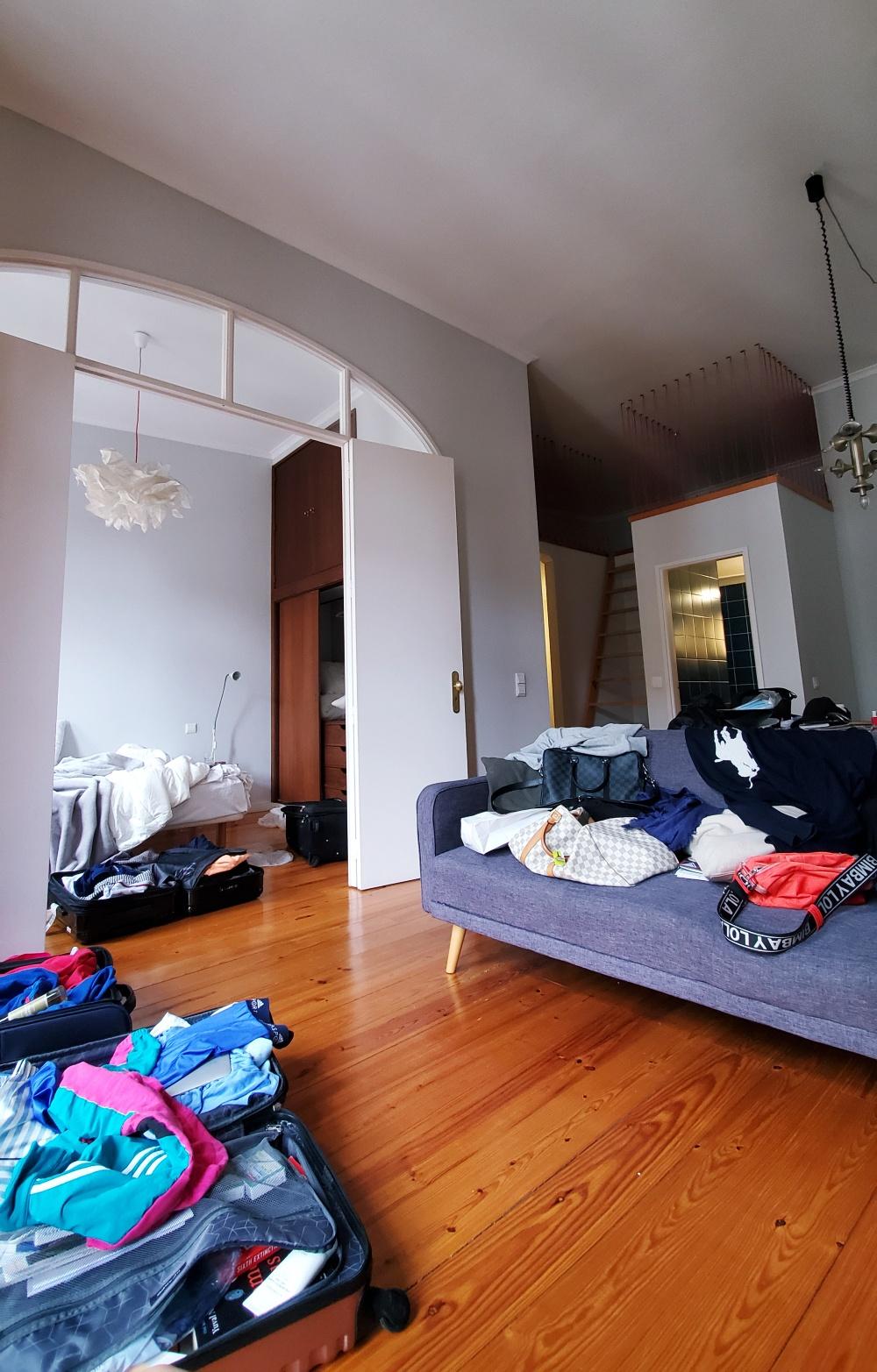 Porto loft airbnb