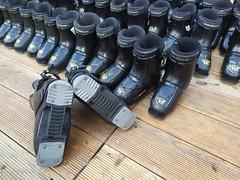 Dětské lyžařské boty - titulní fotka