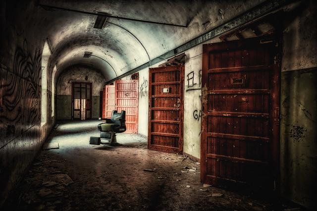 The prisoners...Italy urbex