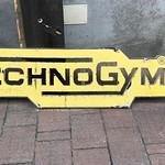 Insegna Technogym