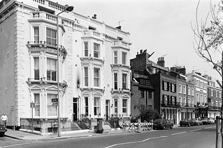 Cheyne Walk, Chelsea,  Kensington & Chelsea, 1988 88-5k-56-positive_2400