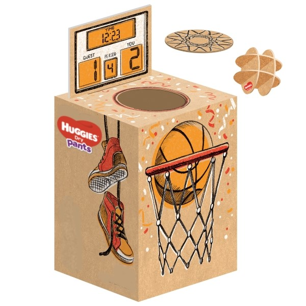Huggies Playbox (basketball)