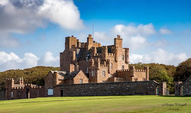 Castle Mey, Scotland.