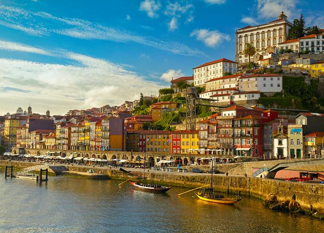 La Ribeira (Oporto)