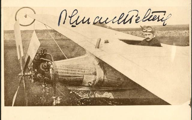 Aéroplane monoplan Robert Esnault-Pelterie REP