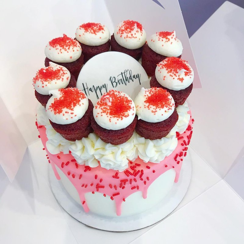 Cake by Buttercups Cupcakes