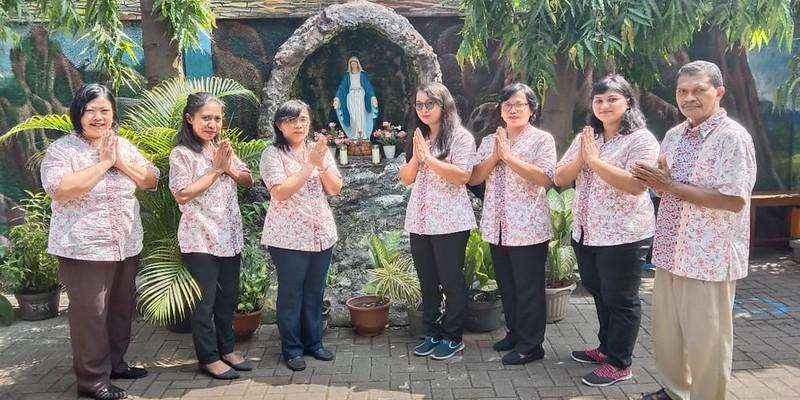 Mari Berdoa Rosario