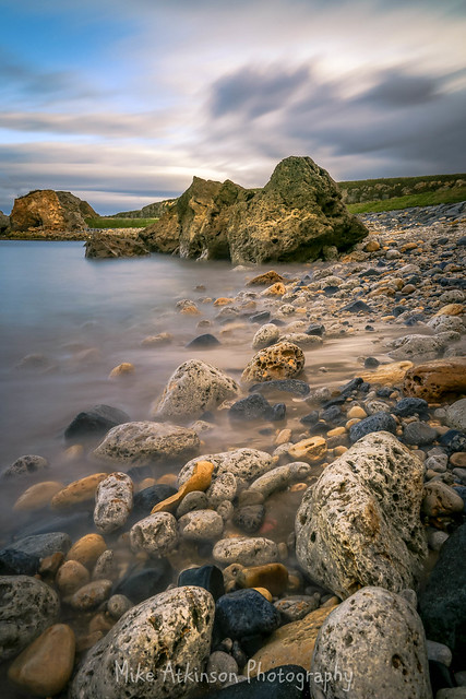 Pebbles, Rocks & Silky Seas (Revisited).