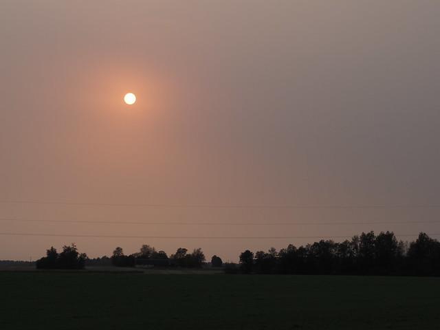 Smoky Sun 02.10.2020