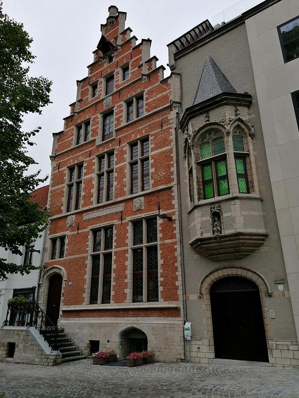 Arquitectura flamenca en Mechelen
