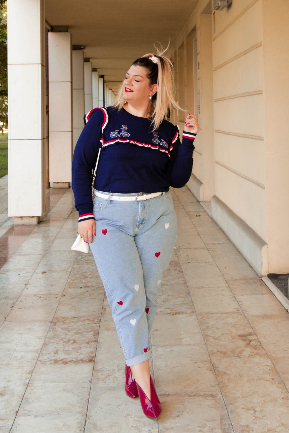 outfit casual curvy plus size (8)