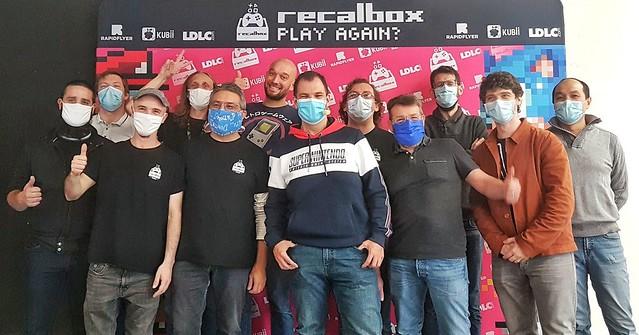 L'équipe de RecalBox