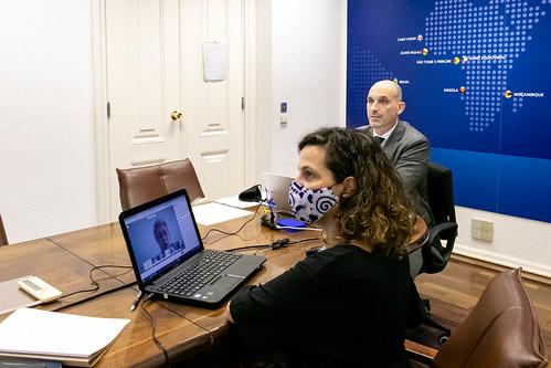 20.10. 1ª Reunião Ambiente preparatória da Ministerial do Ambiente e da Água CPLP
