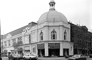 The National Club, Kilburn High Rd, Kilburn, Brent, 1988 88-5l-13-positive_2400