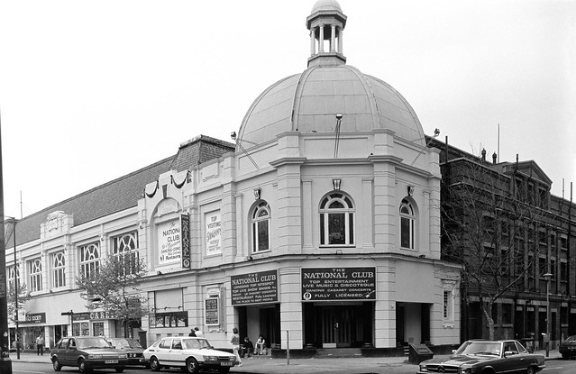 The National Club, Kilburn High Rd, Kilburn, Brent, 1988 88-5l-13-positive_2400