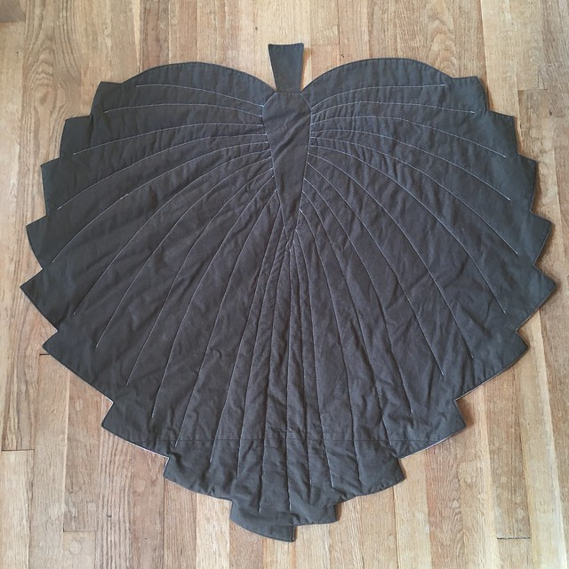 Twig + Tale Tropical Leaf Blanket Collection