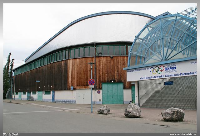 Olympia Eissport Zentrum