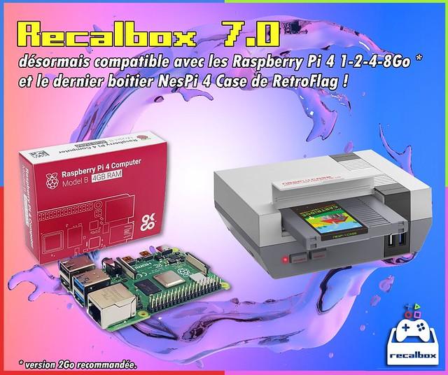 Recalbox 7.0