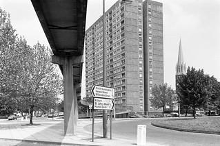 Carlton Vale, Kilburn, Brent 1988 88-5k-26-positive_2400