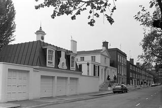 Chelsea Square, Chelsea, Kensington & Chelsea, 1988  88-5i-55-positive_2400