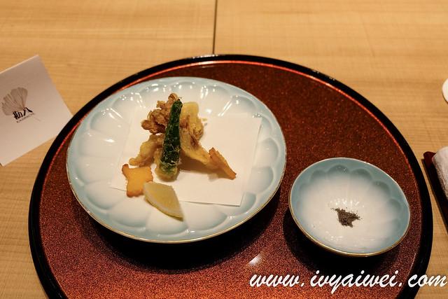 kampachi autumn kaiseki (29)
