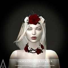 Thorn Choker & Crown RedMoon @TDSF