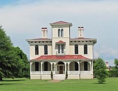 Rosedale (c 1856), Columbus, Mississippi