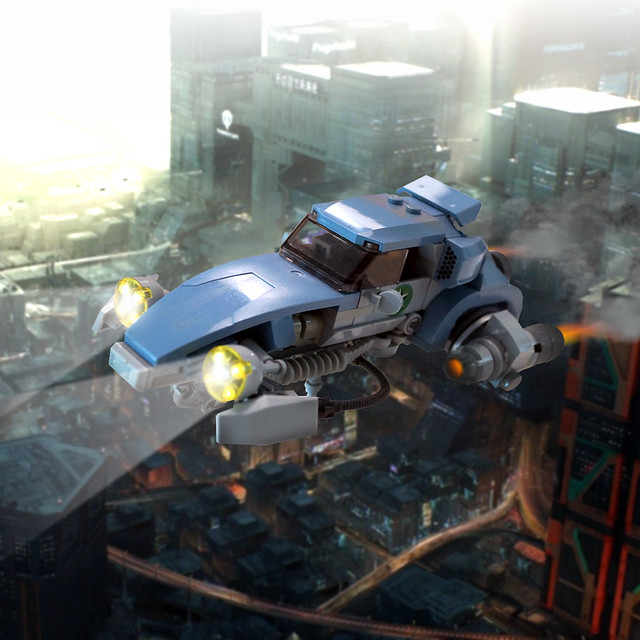 Daxman's Rocketwagen