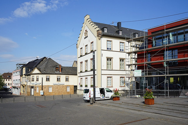 Bendorf - Kirchplatz