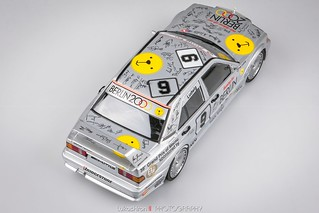 Mercedes-Benz 190E 2.5-16 EVO 2 Zung Fu Klaus Ludwig Macao Guia Race 1992 | by Lukas Hron Photography