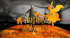 *AAP* Zombie Happy Halloween...