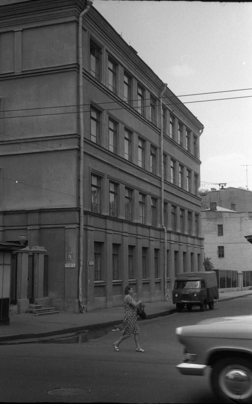 Улица Сретенка (7)