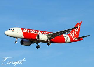 F-WWBQ Airbus A320 NEO Air Asia India