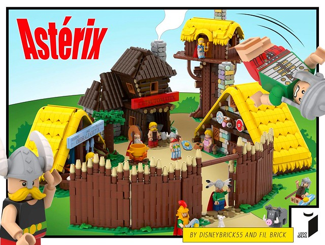 The Asterix's Village