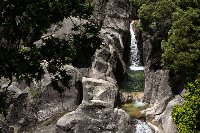 Parque Nacional da Peneda-Geres (Norte de Portugal)