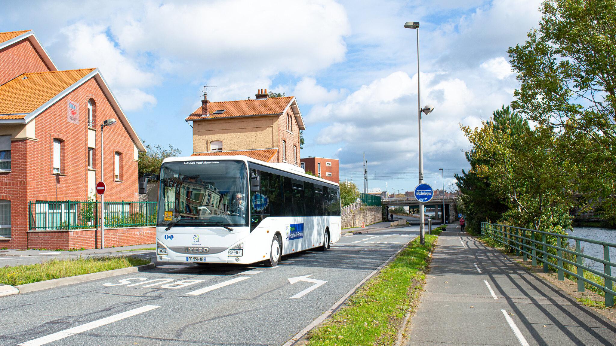 Iveco Bus Crossway LE
