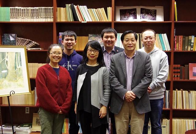 Auburn co-authors are Rongting Xu, Shufen Pan, Hanqin Tian, Naiqing Pan, Yuanzhi Yao and Hao Shi.