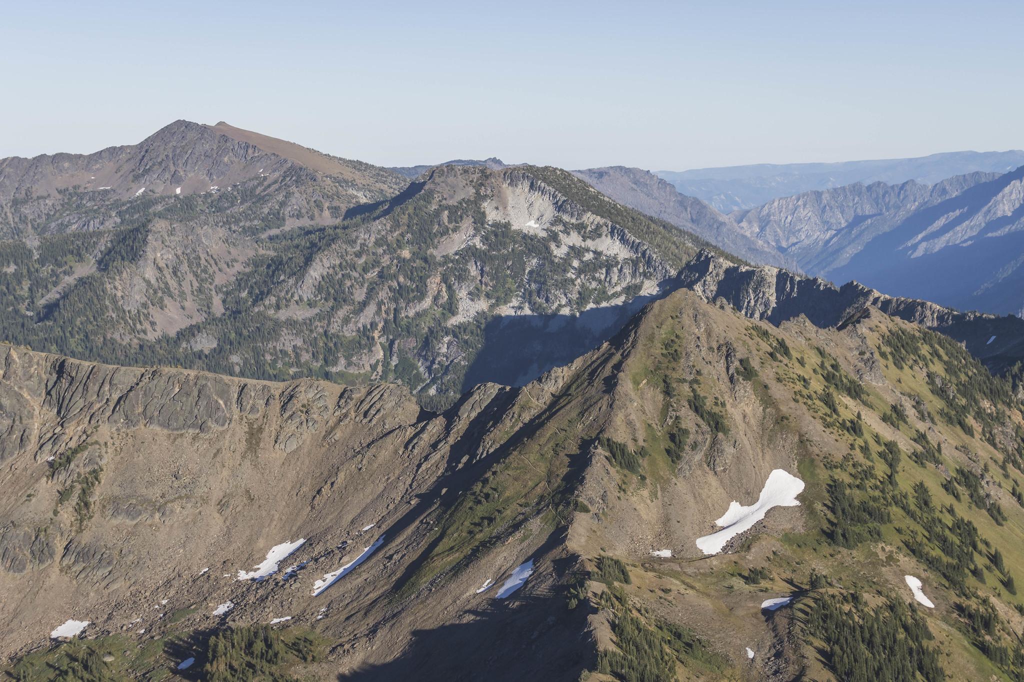 Big Lou, Frigid Mountain, Cape Horn