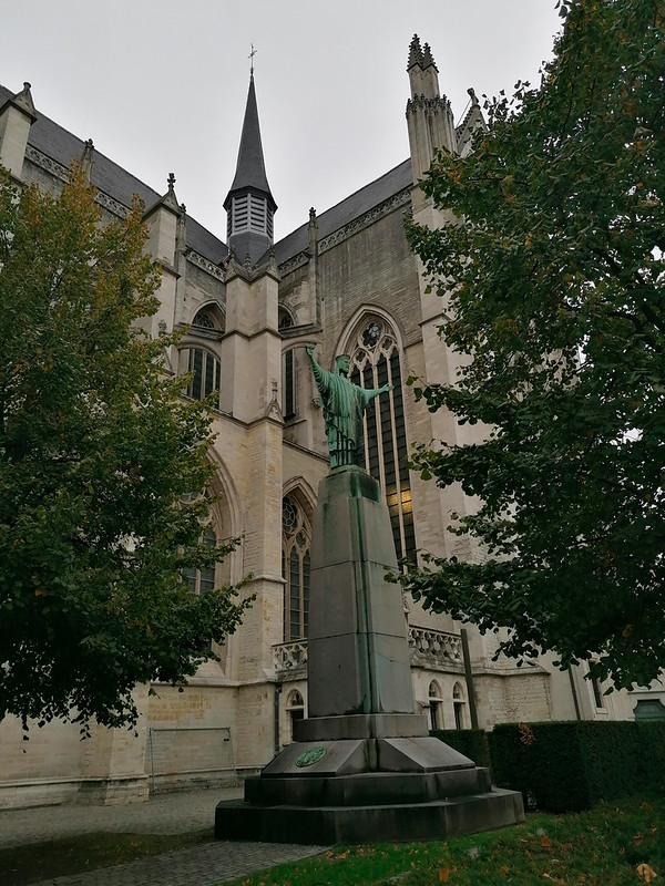 Catedral de Mechelen