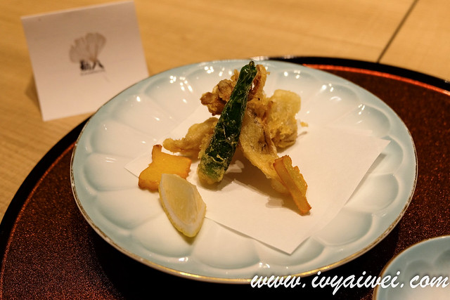 kampachi autumn kaiseki (30)