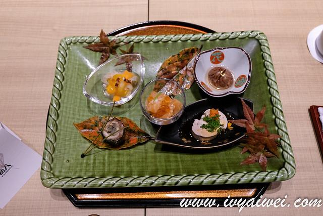 kampachi autumn kaiseki (7)